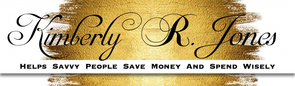 Kimberly R. Jones helps savvy people save money and spend wisely