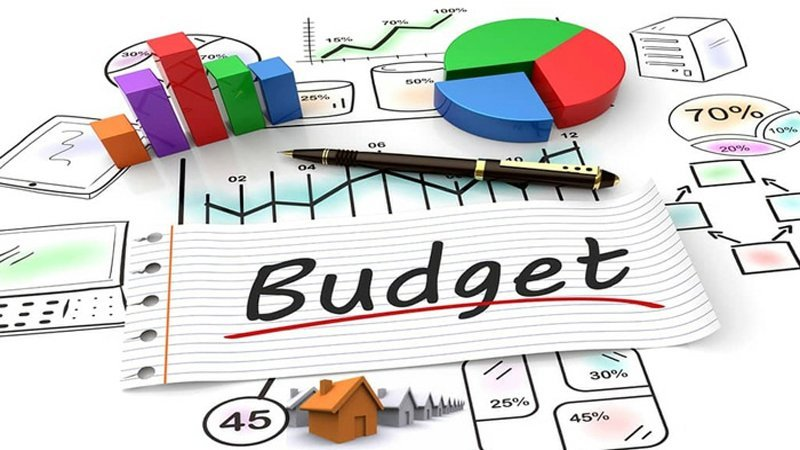 Money strategy for a budget
